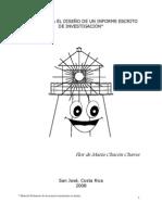 Manual Para El Diseno de Una Investigacion 23