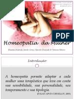 Homeopatia da Mulher