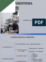 Anestesia Para Enfermeria