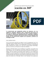 Comunicación en 360º ·  Fernando Véliz Montero 1
