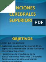 Clase 1a FUNCIONESCEREBRALES-