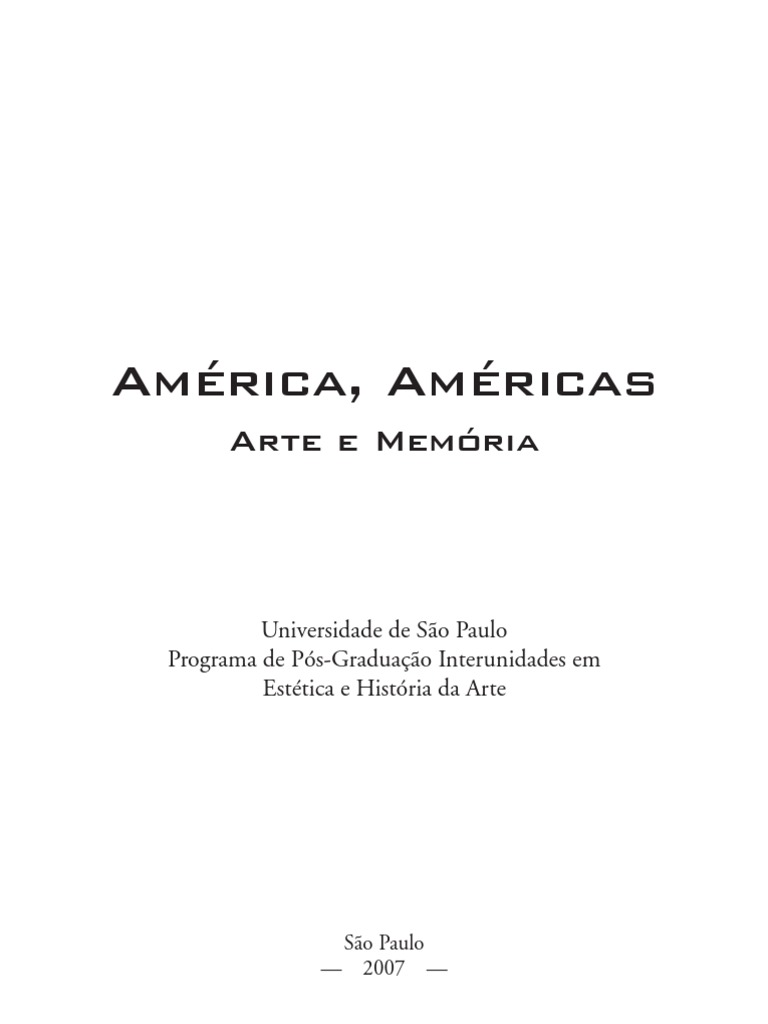 America americas arte e memria fandeluxe Choice Image