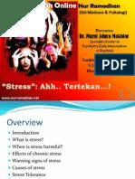 Kuliah NR Dr Murni Pwp Stress