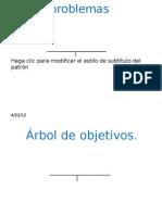 ARBOL DIAPOSITIVAS