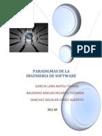 Paradigm As de La Ingenieria de Software