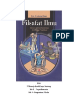 03 Filsafat Ilmu Prof. Dr. Ahmad Tafsir