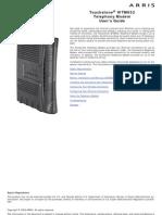 WTM652 User Guide Std10