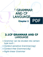 Chapter 2 Cf Grammar and Cf Language-Eng
