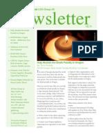 Group 48 Newsletter - October 2011