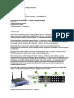 Como Configurar Router Linksys WRT54G
