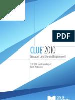 Clue 2010 Small Area Reports .Northmelbourne(2)