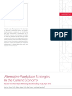 Alternative Workplace Strategies in the Current Economy