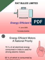 Tma Ee Motors Presentation-june 2005