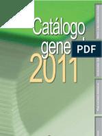 Patristica catalogo_2011