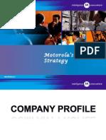 Motorola Global Strategi