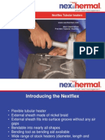 Flexible Tubular Heater Installation – Nextflex
