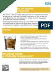 10 Alcohol Fact Sheet