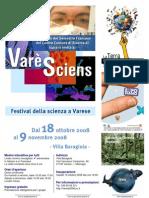 Affiche VareSciens Final