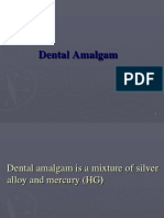 5 Dental Amalgam
