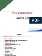 Data Warehousing Basic Concepts