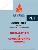 Juno-Net EN54 Installation Manual V1[1][1].1 - 04.10