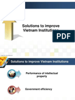 How to Make More Competitive Vietnam Come True