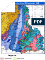 Lizenzgebiete im Senegal