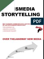 Trans Media Storytelling
