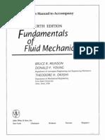 Munson Fundamentals of Fluid Mechanics 5Th