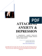 Attacking Anxiety & Depression - Lucinda Basset