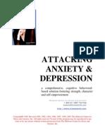 Attacking Anxiety & Depression - Lucinda Basset