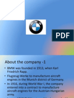 BMW cross culture case study