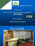 PGDM Presentation