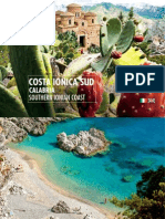 Calabria.Costa Ionica Sud - Calabria.Southern Ionian Coast
