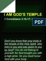 I am God's Temple