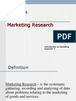 Chapter 4 Marketing Research2