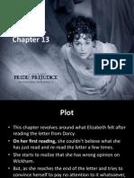 Pride and Prejudice Presentation - Volume II, Chapter 13