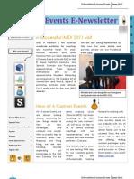 E-newsletter 4CE Issue 3 June