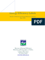 Energy Star Labelling Scheme
