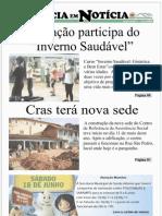 Jornal Natércia em Notícia - Segunda Edição - Junho de 2011