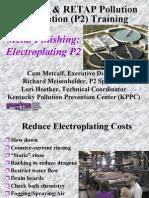 Deq Ess Retap Ppt P2 Electroplating