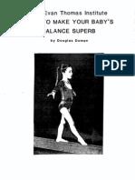 DOMAN Douglas - How to Make Your Baby's Balance Superb, 1985