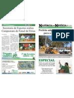 JORNAL NATÉRCIA EM NOTÍCIA - 4ª EDIÇÃO - AGOSTO