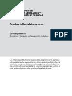 Derecho a la libertad de asociación  - Decidamos - PortalGuarani - Paraguay