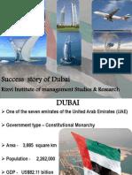 Success Story of Dubai