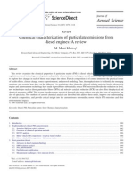 chemical characterization particulate