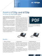 Aastra IP Microsoft Lync Phones 290910 Lores