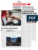 Occupied Wall St Journal, Issue 1, En Español