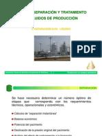 3. Separación Gas - Líquido