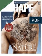 SCA Magazine Shape 3 2011 - French
